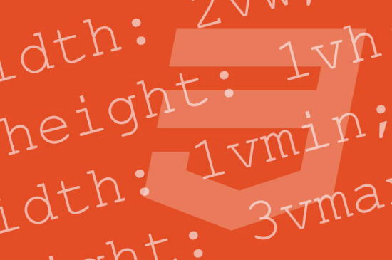 css3 viewport units