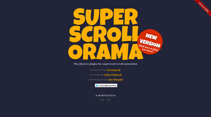 Superscrollorama