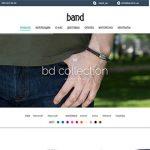 Создание сайта - Интернет-магазин браслетов Band